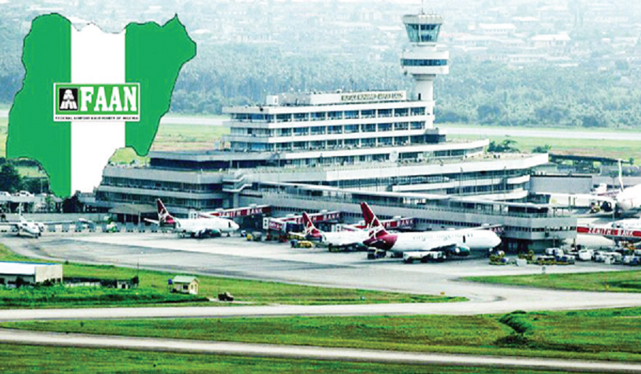 COVID – 19 : FAAN Begins Fumigation Of Lagos, Abuja, Port-Harcourt Airports