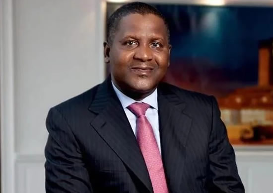 Maritime Can Strengthen Nigeria's Economy, Says Dangote