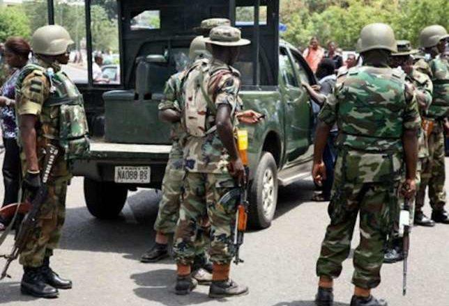 Army Corporal Kills Soldiers In Malam Fatori