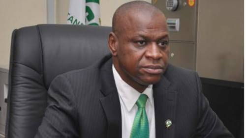 Director General of the Standard Organisation of Nigeria SON Barrister Osita Aboloma