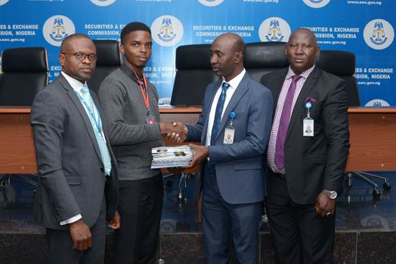 Photonews: Educational Visit to Securities and Exchange Commission
