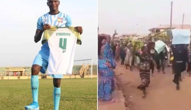 Police Probe Death of Footballer, Tiamiya Kazeem