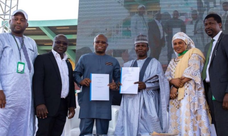 Heritage Bank, GEZAWA set to transform Nigeria's agric sector to huge commercial hub