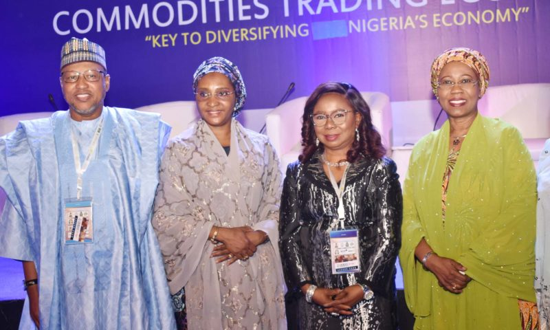 Photos: International Conference on Nigerian Commodities Market in Abuja, Monday