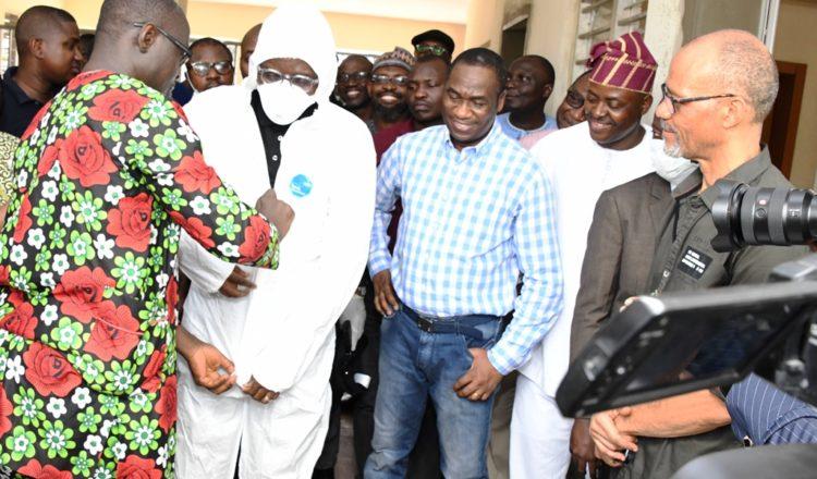 Lagos Discharges Five Coronavirus Patients
