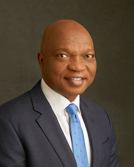 Managing Director, The Shell Petroleum Development Company of Nigeria (SPDC) and Country Chair of Shell Companies in Nigeria.